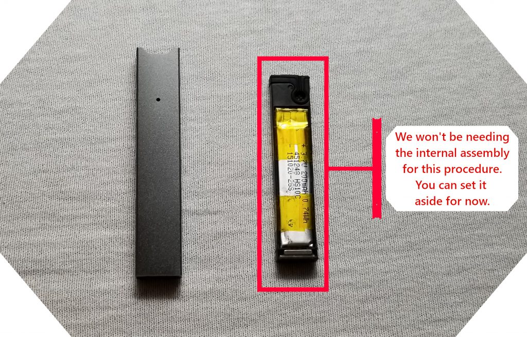 How to Customize the JUUL Parts