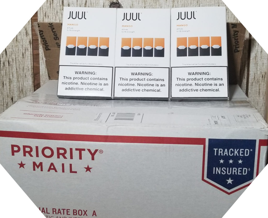 The FDA and the JUUL Fast Shipping On JUUL Pods