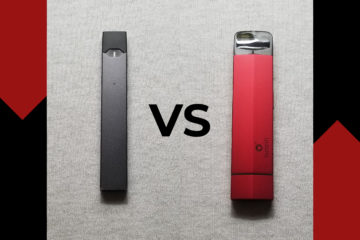 Suorin Edge Review Edge VS JUUL Feature