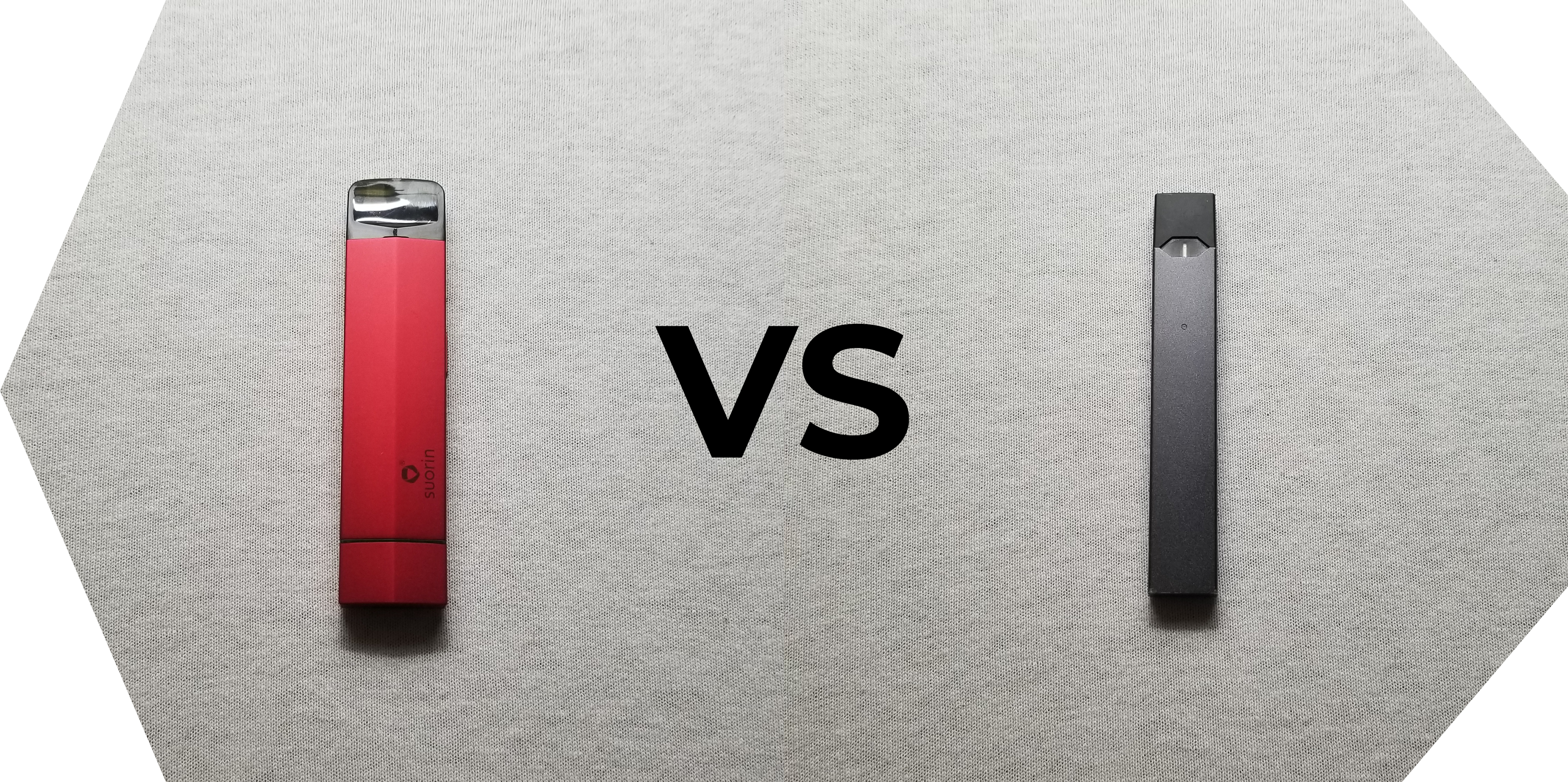 Suorin Edge Review Edge Vs JUUL